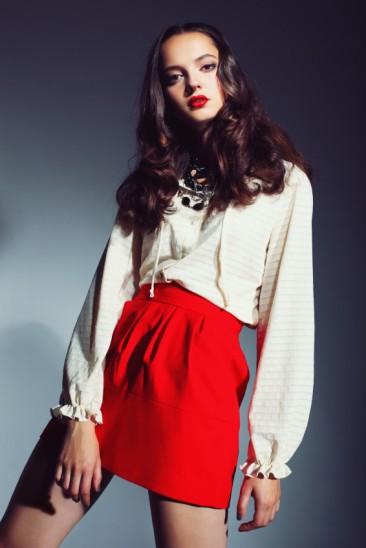 Blusenwunder gibt es immer wieder: Der Modeklassiker im Sommer 2015