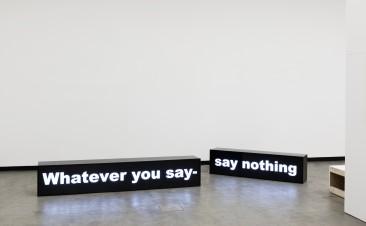 Kunsthalle: Neue Wege nichts zu tun