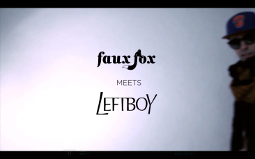 FAUX FOX trifft… Left Boy