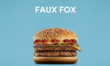 Der Faux Fox Burger