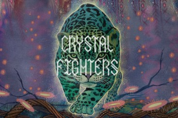 Crystal Fighters im Gasometer