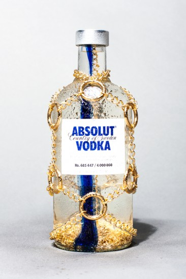 FAUX FOX x ABSOLUT x CVD BODYCHAINS