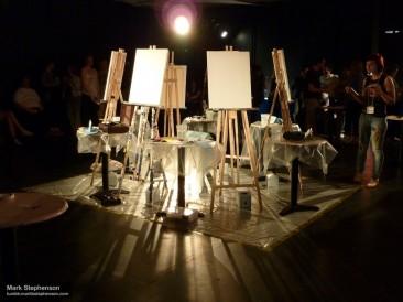 berauschende Veranstaltungsreihe – Maler gesucht